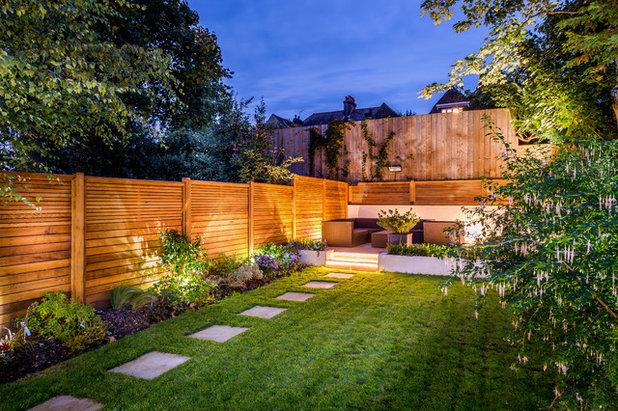 Contemporary Landscape Contemporary Garden