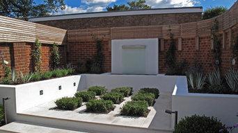 Contemporary Garden in Guildford