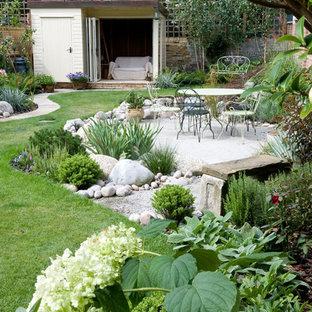 Klassischer Garten in Sonstige