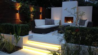 Contemporary Garden Putney