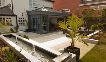 Contemporary Glass Extension/ Orangery