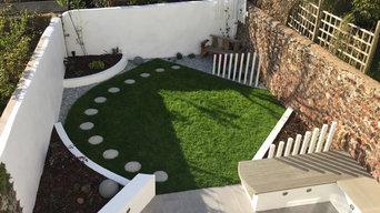 Contemporary 'Low Maintenance' Family Garden