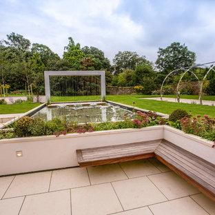 Contemporary Symmetrical Garden
