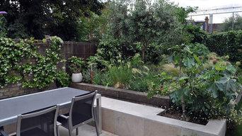 Contemporay Garden