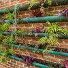 Australian Vertical Gardens Create an Artful Outdoor Retreat