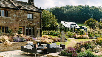 Country Contemporary Garden