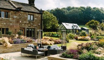 Country Contemporary Garden