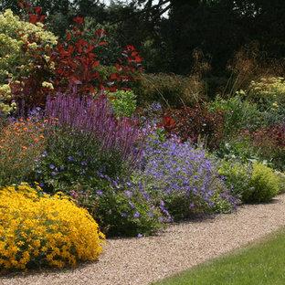 Traditional Garden In Sussex.