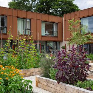 Garten Hochbeet Ideen Bilder Houzz