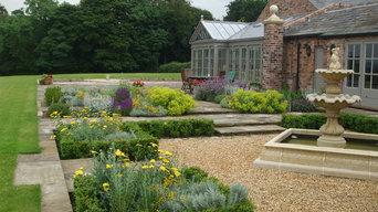 Country House garden
