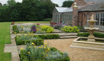 Country House garden