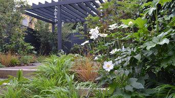 Courtyard Garden - SE13