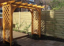 Jacksons Fencing Customer Project