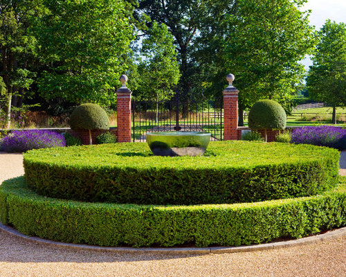 Grand english garden with swimming pool for English garden pool