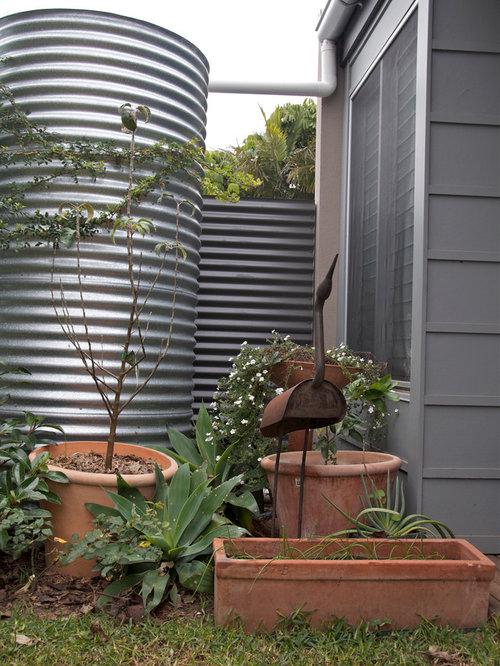 Eclectic Garden Design Ideas, Renovations & Photos