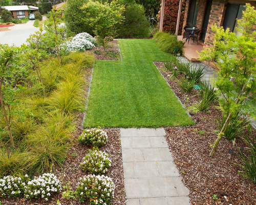 Canberra queanbeyan outdoor front yard design ideas for Landscape design canberra