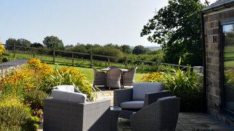 Cowley Gore Garden Design