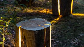 Cracked Log Light Range