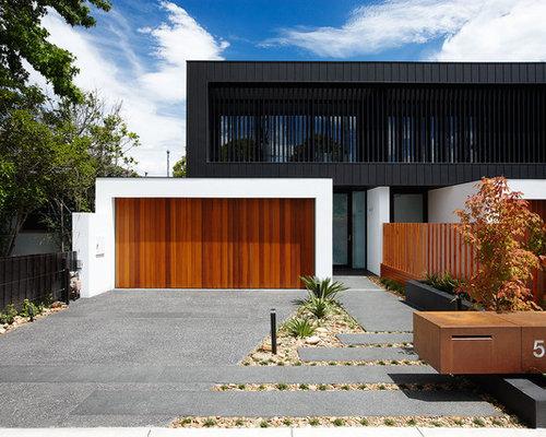Inkerman road concept - Materiales para fachadas exteriores ...
