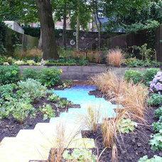 Traditional Landscape by London Garden Designer
