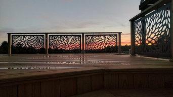 Decorative Decking Panels