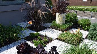 Dover Heights front garden