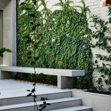 East Melbourne Garden | Nadia Gill Landscape Architect + WALA
