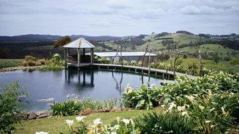 Eclectic Country Garden