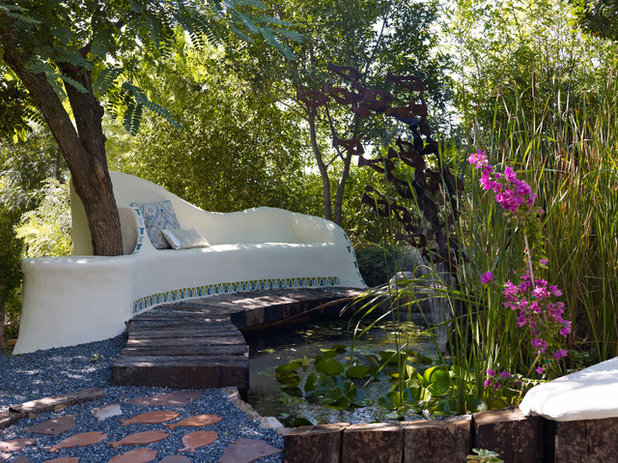 Mediterranean Garden by Katherine Richards Design