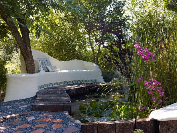 Mediterranean Garden by Katherine Richards Design