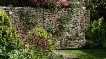 Elstree Railway Garden