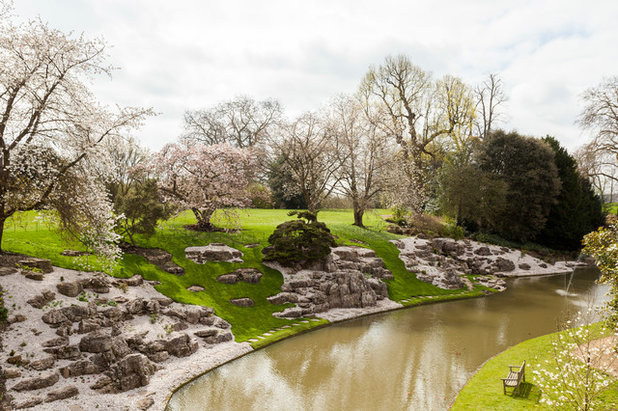 Garden Tour A Rich History Is Revived At Eltham Palace