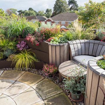 Essex roof top garden design