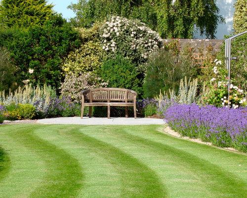 Lavender hedge ideas pictures remodel and decor for Garden design ideas lavender
