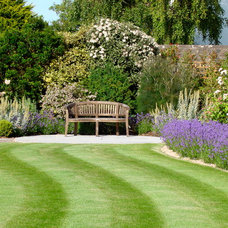 Traditional Landscape by Roger Webster Garden Design