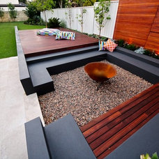 Contemporary Landscape by SolScapes