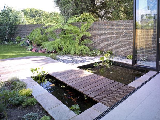 15 astuces pour am nager un bassin dans votre jardin for Bassin moderne