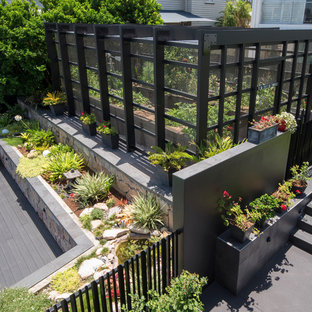 External & Landscape Works To 1930s Art Deco Queenslander