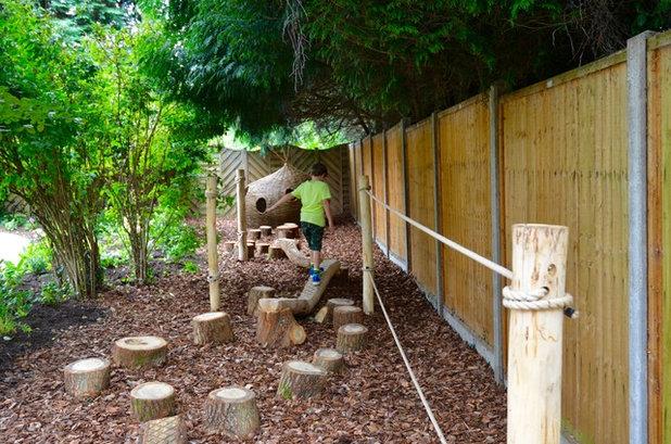 Traditional Garden Family friendly garden
