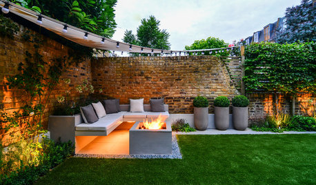 18 Cosy Outdoor Seating Areas for Cool Evenings