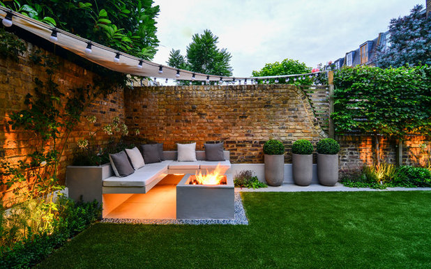 Contemporary Garden by Harrington Porter