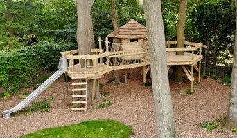 Family Garden Playhouse
