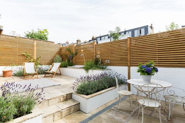 Transitional Garden by VORBILD Architecture