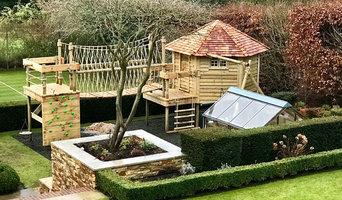 Family playset playhouse Treehouse