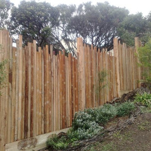 Paling Fence Houzz