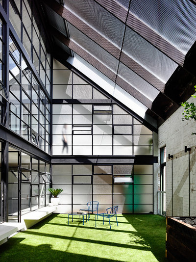 Transitional Garden by Architects EAT