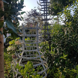 Jardin romantique Auckland : Photos et idées déco de jardins