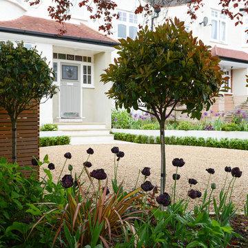 Front Garden - Court Lane