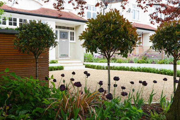 Contemporary Landscape by Kate Eyre Garden Design