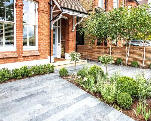Front Garden Design Calton Avenue London